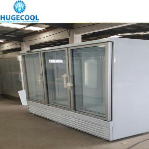 China Glass Door Display Cold Room on sale