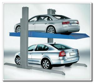 for sale 1 1 vertical stacker mechanical car parking system double