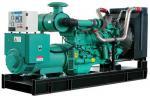 Diesel Power Generators, 50kva AC Generator With Cummins Engine