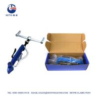 China 8mm SSS ISO9001 Manual Steel Band Strapping Tool on sale