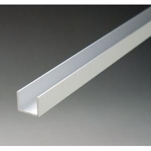 China Anodized Aluminum U Channel Extrusions / aluminium frame profiles on sale