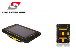 China Tablet RFID Android Reader Waterproof , Android Tablet RFID Reader For Warehousing on sale