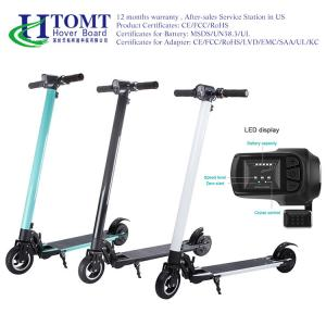 China Most Powerful Folding Lightweight Electric Scooter Motorized Kick Scooter on sale