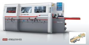 Industrial Wood Molding Machine , High Speed Moulder Woodworking