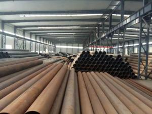 China Satin / Bright Polish Carbon Steel Seamless Pipes , Astm Carbon Steel Pipe on sale
