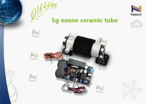 China 5g/hr Ceramic Ozone Tube 12V 24V 110V 220V Ozone Generator Parts  Small In Size on sale