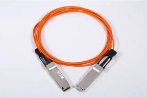 China Network Compatible Active Optical Cable 11.3Gbit/S High Density Interconnection on sale