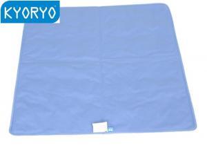 China Dobre a almofada de cama gelada personalizada mergulhada do gel da tela de malha com o revestimento de EVA da prova da água para dentro on sale