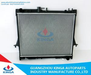 China 2006 radiadores verticais para o tipo do tubo de aleta de Dmax do recolhimento de Isuzu substituem o uso on sale