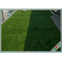 Outdoor UV Resistance Garden Backyard Synthetic Grass , Fake Grass For Backyard