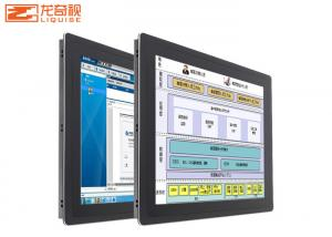 China 1024x768 15inch Capacitance Resistance Touch Screen LCD Display Panel on sale