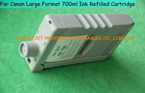 China Dye ink Large Format Plotter Cartridge , Canon IPF6100 Ink Cartridges on sale