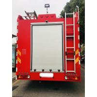 Fire Proofing Equipment Emergency Rescue Rollup Door Aluminum Roller Shutter Door