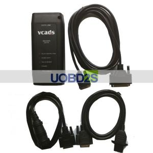 China Volvo Truck Diagnostic Tool VCADS Pro 2.35.00 $777 Free Shipping via DHL on sale