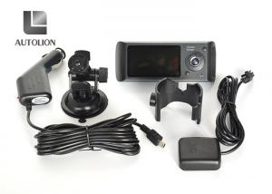 China 2.7 Inch LCD Display Manual Car DVR Camera With Built-in Microphone And Speaker on sale