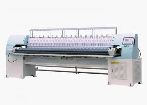 China Embroidery Automatic Quilting Machine Computer Control Easy Head Selection on sale