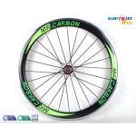 China 6061 T6 Aluminum Alloy Rim Bicycle Wheel / 24 Inch Road Bike Wheels wholesale