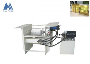 China 390*390mm Book Bundling Machine  Hardcover Book Stamping Machine MF-400A on sale