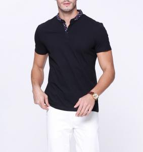 China 2018 Cotton Quality Man's Clothing,Short Sleeve Mens Tops POLO Men Shirt, Fashion Mens Polo Shirts on sale