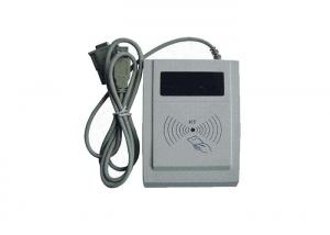 China Contaless RF Smart Card Reader , 13.56MHz MIFARE Desktop RF Card Reader Writer on sale