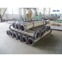 China le tuyau SS304 en métal d'extrémité de bride a tressé le tuyau de métal flexible d'acier inoxydable on sale