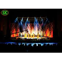 P3 indoor full color Stage Music Rental Use Concert LED Screen,stage led screen