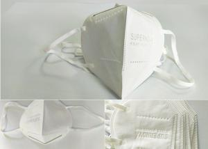 China 5 Layer Disposable Particulate Filter Face Mask  PM2.5 Infectious Disease Protection on sale