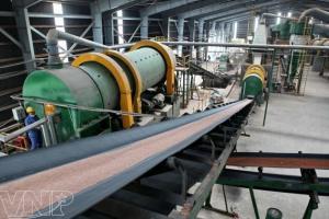 China NPK Compound Fertilizer Granulation Plant on sale
