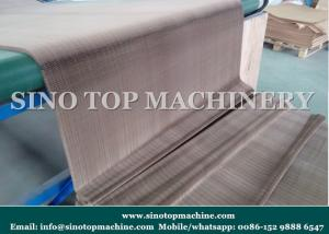 China STM paper honeycomb manufacturing process machinery in China on sale