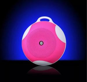 China Colorful Lightweight Bluetooth Speaker , Micro SD FM Bluetooth Speaker on sale