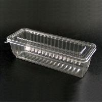 China Disposable Plastic Food Container with Lid ( biscuit & cookies box) on sale