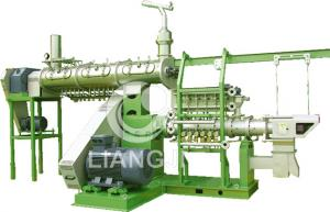 China Floating Fish Feeed Extruder on sale