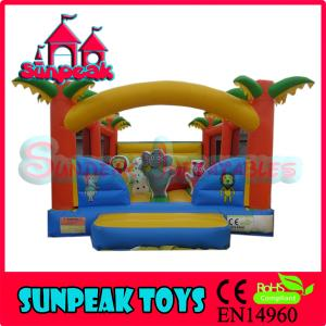 China BO-002 Chinese Factory Cheap Inflatable Bouncer on sale