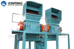 China Automatic PET Bottle Washing Recycling Line , PET Bottle Crushing Machine capacity 300-3000kg/hr on sale
