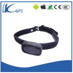 China Best sell oem waterproof personal tracking with small Waterproof Pets GPS Trackers Black LK120 wholesale
