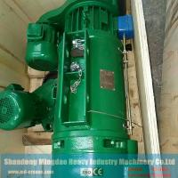 China China Mingdao Crane Lifting Equipment Double Lifting Speed Rope Hoist for Sale on sale