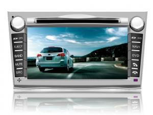 China Subaru Outback 2 Din Car Bluetooth GPS DVD Player with TV Tuner on sale