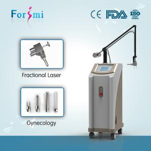 China Acne scar removal Fractional Co2 Laser Machine Professional skin tightening Beauty Equipment on sale
