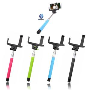 China 2015 Hot Selling bluetooth Selfie Stick Tripod Handheld Monopod for phone on sale