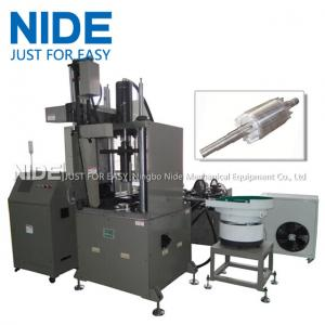 China Rotor Casting Machine , Auto automatic armature rotor aluminum die casting mold machine on sale