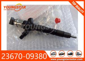 China Denso Common Rail Diesel Fuel Injector For Toyota 2KDFTV  23670-09380 2367009380 on sale