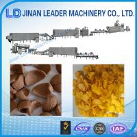 China High Efficiency Corn Flakes Breakfast Cereals Food Processing Machine 50 - 170kw on sale