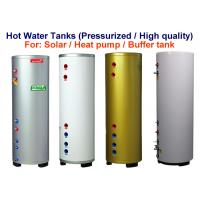 China Vertical / Horizontal Stainless Steel Hot Water Tank For Heating And Filtration on sale