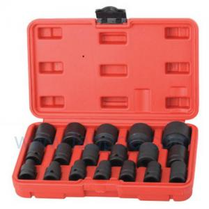 "Quality TSQ18 -18pcs 1/2""pneumatic Socket Set,Socket Wrench,High Quality Hand Tools for sale"
