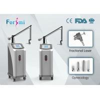 Fractional CO2 laser machine surgical instruments medical fractional laser co2 Gynecology