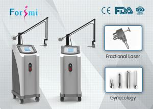 China Corhrent Laser cavity mixto co2 fractional fractional laser resurfacing for acne scars on sale