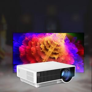 Quality simplebeamer W330 Android multimedia LCD projector,2800 lumens real home theater for sale