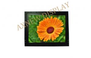China Industrial Mini 19 Rack Mount Computer Monitor , 1280x1024 IR Touch Screen on sale