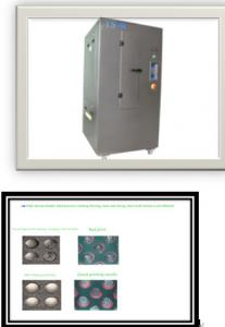 China Spray Steel Pallet Cleaning Machine , Low Noise Ultrasonic Cleaning Equipment on sale