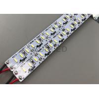 Back Glue Rigid LED Strip Lights , LED Bar Lighting Strips 144 LEDS